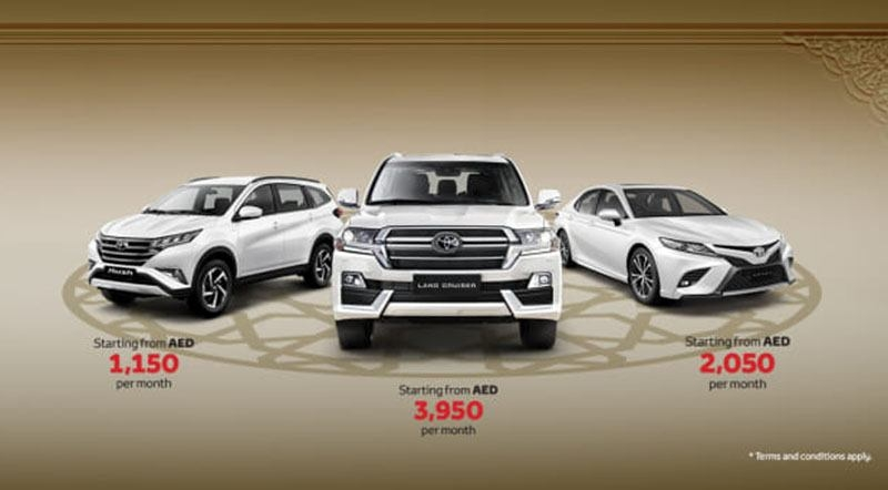 more reasons to buy a toyota with toyota ramadan offers 2020 Toyota Oman Ramadan Offer