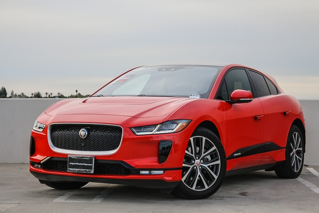 new 2020 jaguar i pace first edition awd 5 door suv in Jaguar IPace First Edition