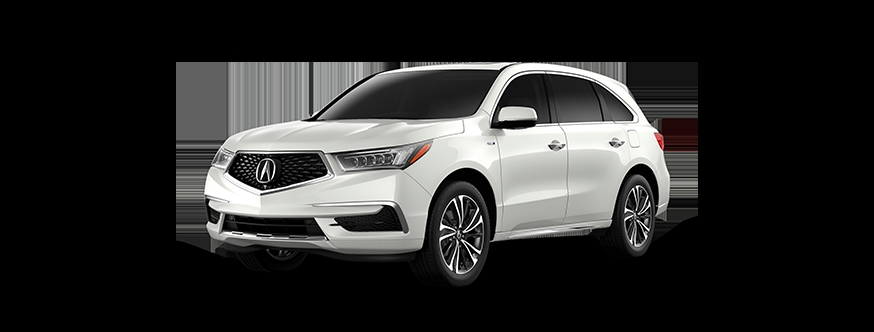 new 2020 acura mdx sport hybrid sh awd with technology package with navigation Acura Mdx Technology Package