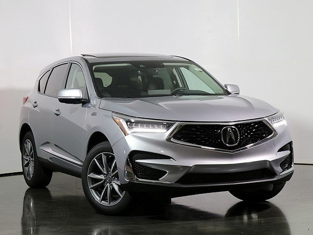 new 2020 acura rdx technology package with navigation awd Acura Rdx With Technology Package