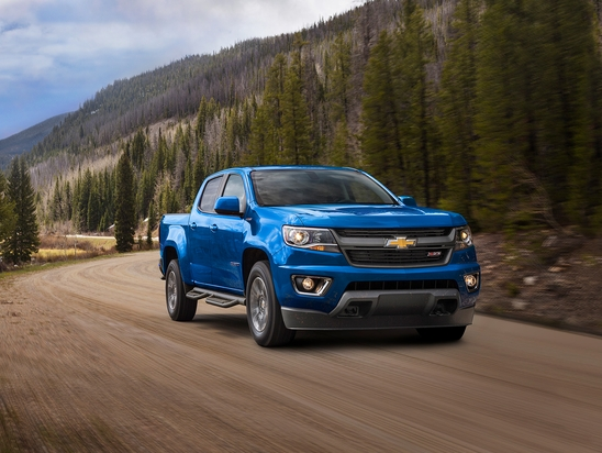 new 2020 chevrolet colorado crew cab short box 4 wheel drive zr2 zr2 bison edition All New Chevrolet Colorado