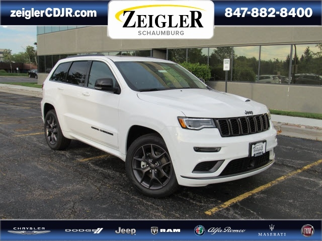 Jeep Grand Cherokee Limited X