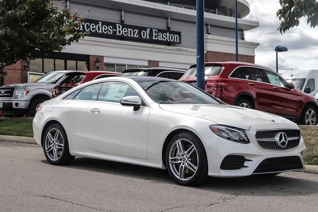 new 2020 mercedes benz e 450 with navigation awd 4matic Mercedes E Class Coupe
