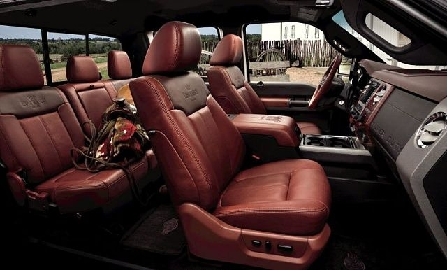 new f 150 king ranch how come no one has ever told me about Ford King Ranch Interior
