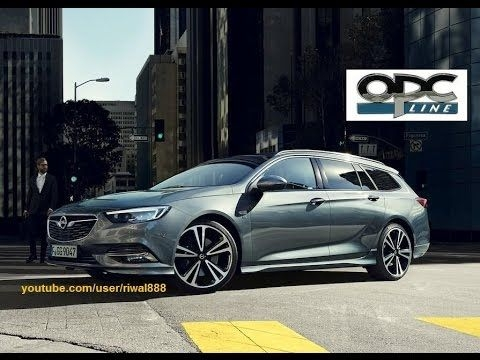 new opel insignia sports tourer opc line exterior pack Opel Insignia Sports Tourer