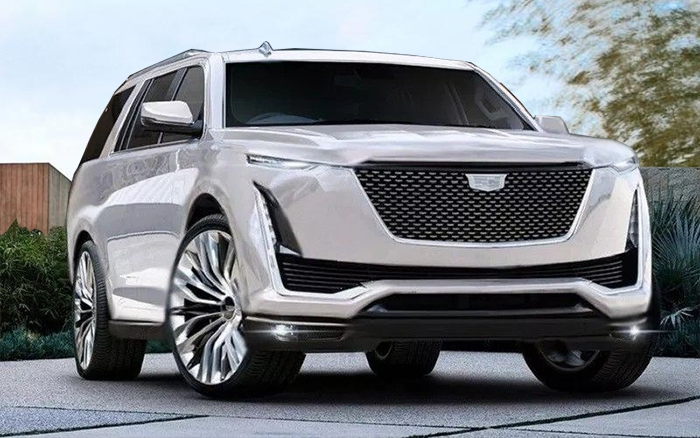 pin on automotrends Cadillac Escalade Release Date
