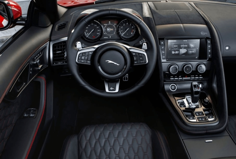 pin on cars and more cars Jaguar F Type Interior