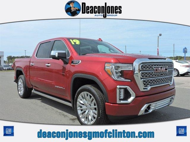 Gmc Sierra Denali Red Quartz