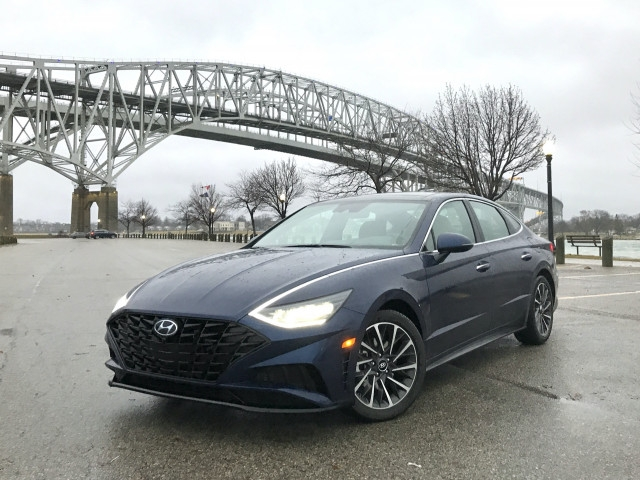 review update 2020 hyundai sonata limited is the best mid Hyundai Limited Review