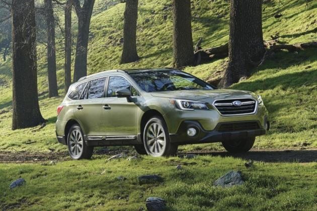 rising interest rates mean fewer no interest auto loans Subaru Outback Zero Percent Financing