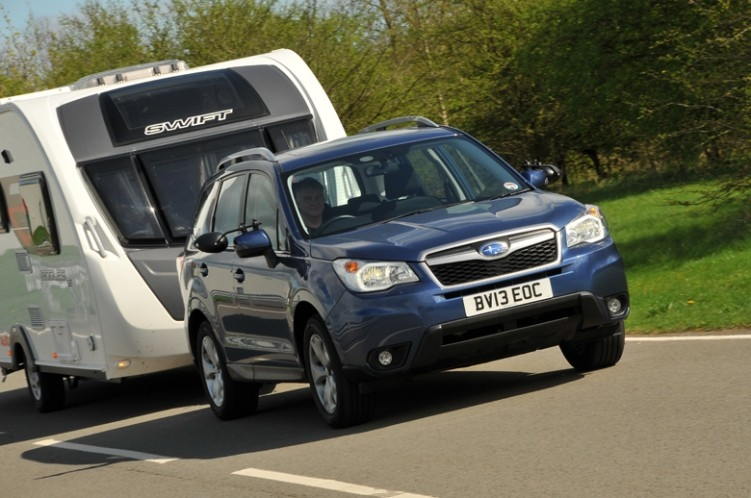 subaru forester tow car awards Subaru Forester Towing Capacity