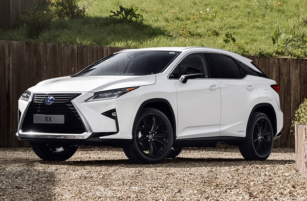 tag toyota fj cruiser 2020 news review car 2020 Lexus Rx 450h Facelift