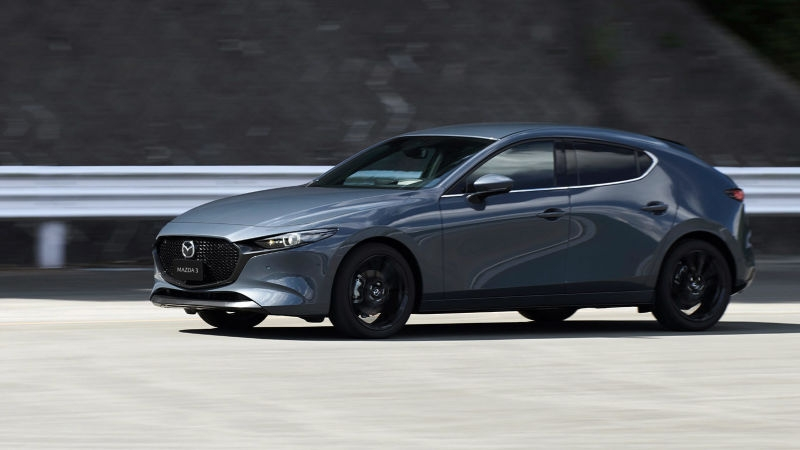 the 2019 mazda 3 looks incredibly good Mazda 3 Hatchback Jalopnik