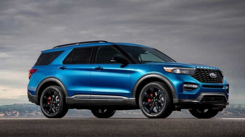 the 2020 ford explorer st and hybrid are here to bring joy Ford Explorer Jalopnik