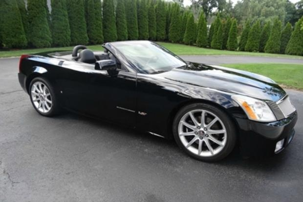 the cadillac xlr v a high performance cadillac roadster Cadillac With Corvette Engine