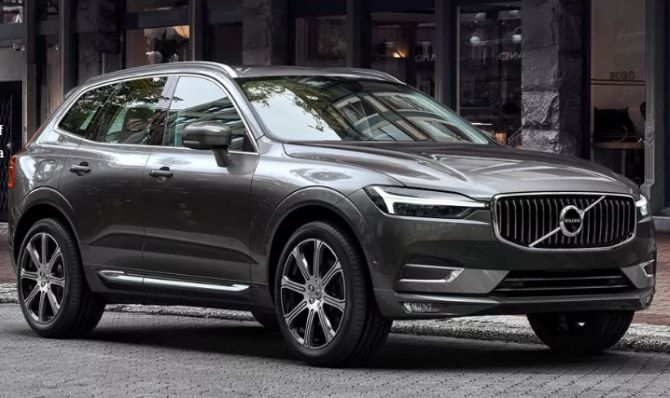 the luxurious volvo xc60 d5 inscription is a treat rediff Volvo Inscription Xc60