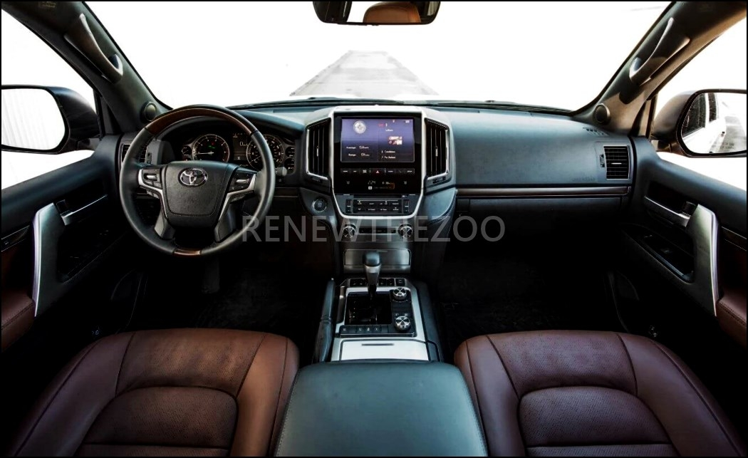 toyota 2020 toyota land cruiser prado interior dimensions Toyota Land Cruiser Interior