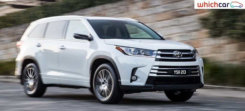 toyota kluger 2020 range review price features specs Toyota Kluger Grande Review