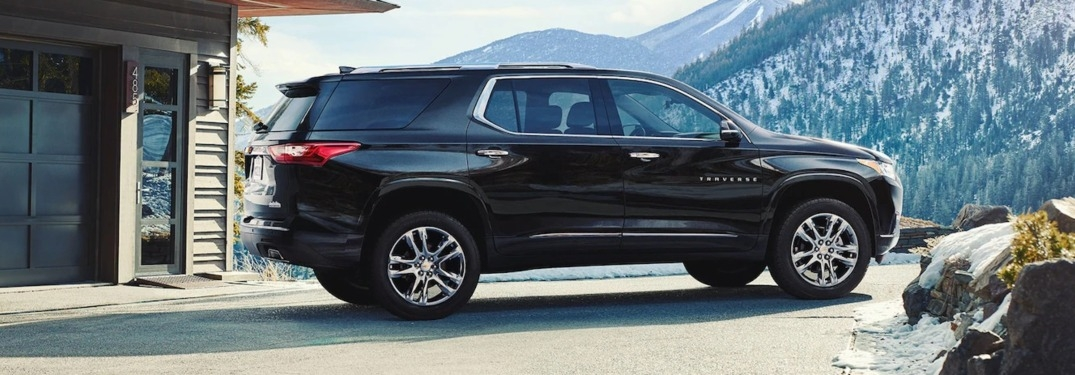 unique features for the 2020 chevy traverse high country Chevrolet Traverse High Country