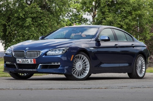 used 2020 bmw alpina b6 gran coupe sedan pricing for sale Bmw Alpina B6 Gran Coupe