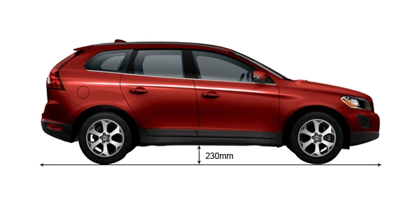 volvo xc60 2020 2020 ground clearance mm autoportal Volvo V60 Ground Clearance