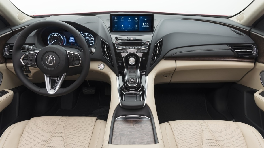 Permalink to Acura Rdx With Technology Package