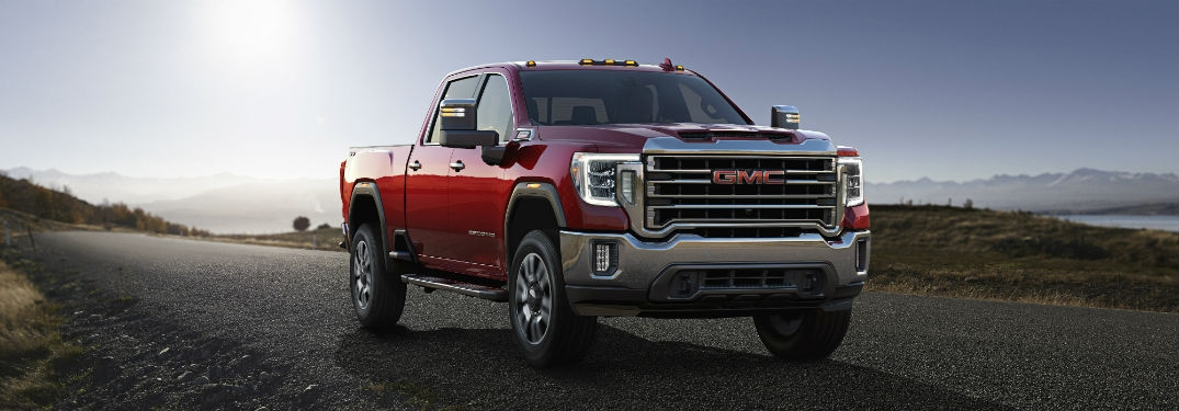 when is the expected release date for the 2020 gmc sierra Chevrolet 2500 Release Date