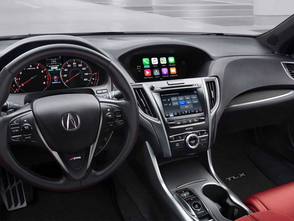 which acura models include apple carplay and android auto Acura Android Auto Rdx