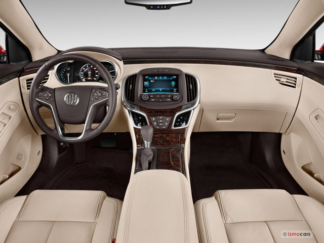 2015 buick lacrosse 106 interior photos us news world Buick Lacrosse Interior