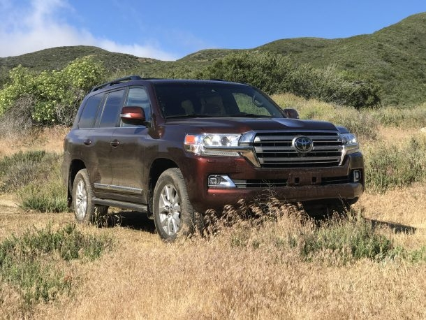 2017 toyota land cruiser review stranger in a strange land Toyota Land Cruiser Review