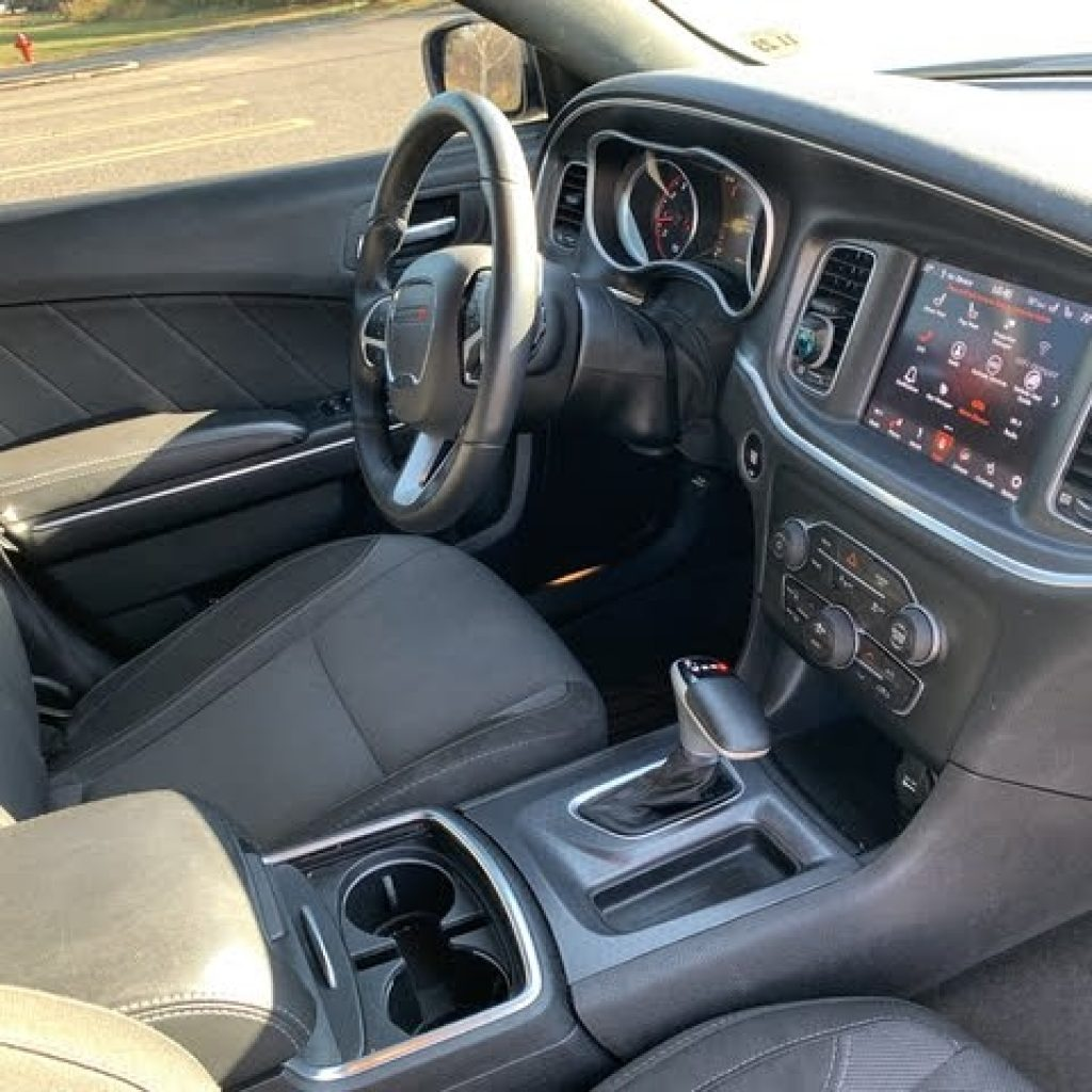 2018 dodge charger interior pictures cargurus Dodge Charger Interior