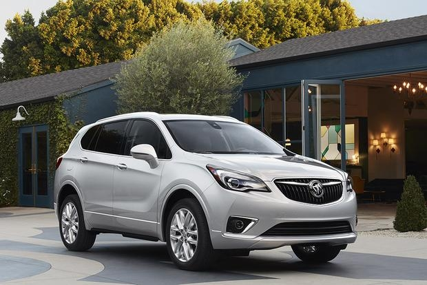 2019 buick envision first drive review autotrader Buick Envision Reviews