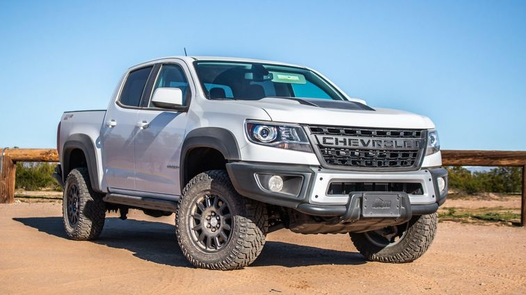 2019 chevy colorado zr2 bison first drive review an off Chevrolet Colorado Zr2