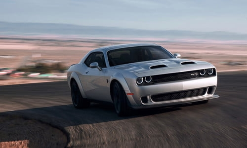 Dodge Hellcat Horsepower