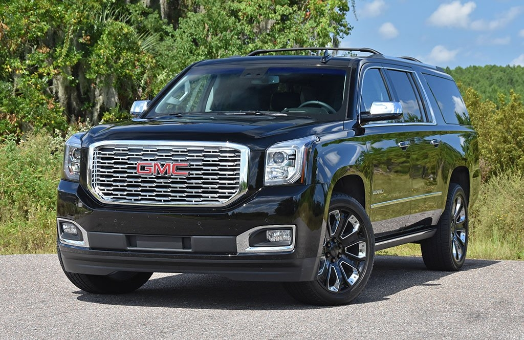 2019 gmc yukon xl denali 4wd review test drive Gmc Yukon Xl Denali Review