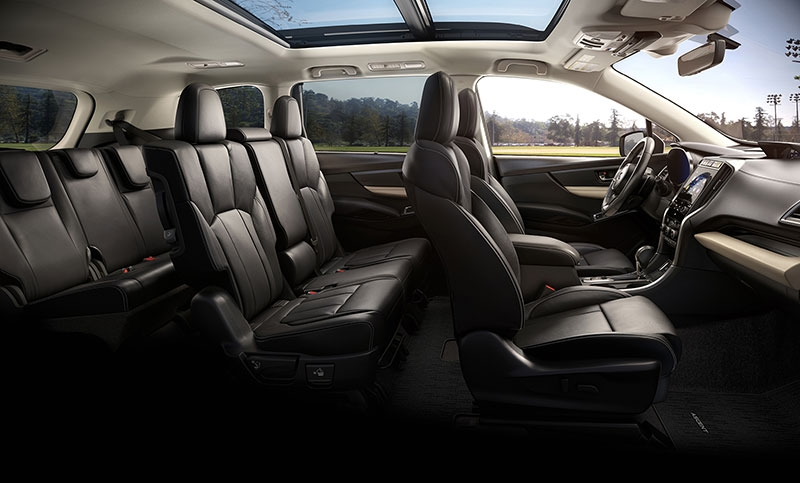 2019 subaru ascent gallery Subaru Ascent Interior