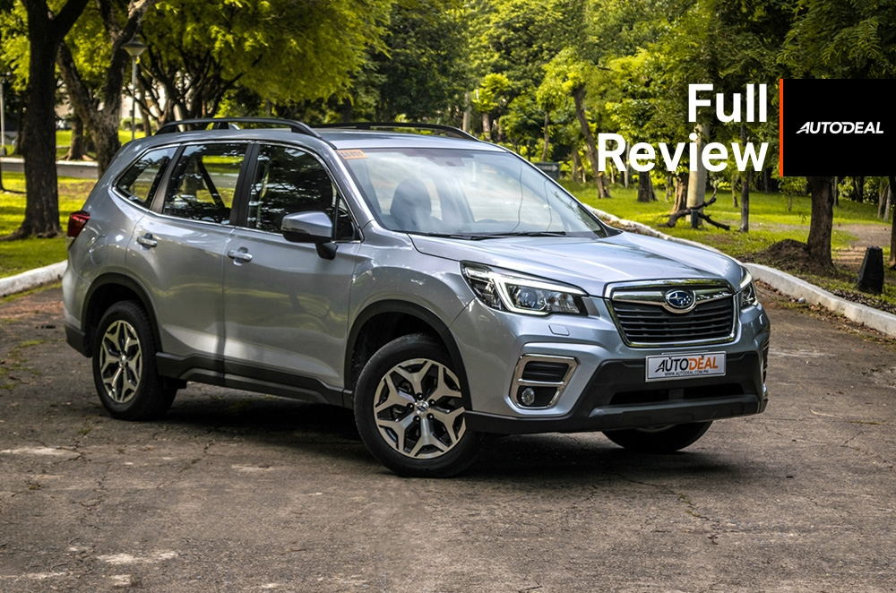2019 subaru forester review autodeal philippines Subaru Forester Philippines