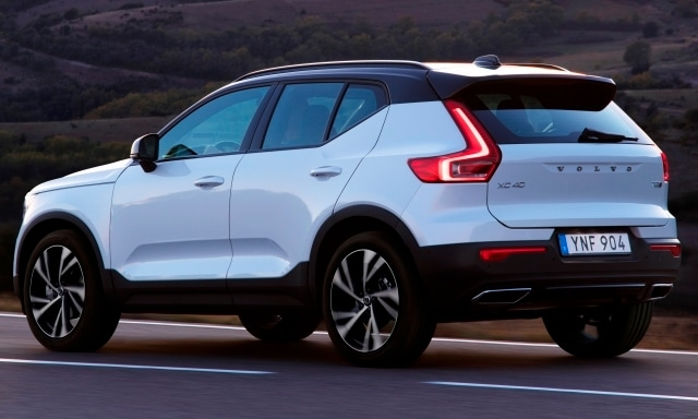 2019 volvo xc40 first review kelley blue book Volvo Xc40 Ground Clearance