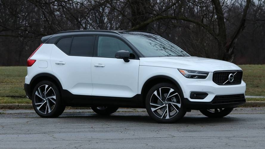 Volvo Xc40 Ground Clearance