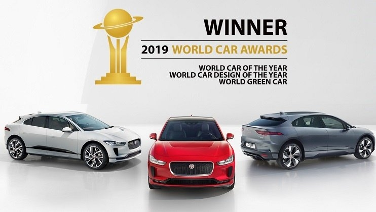 2019 world car of the year jaguar i pace scoops historic Jaguar Car Of The Year