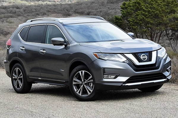 2020 nissan rogue sl hybrid redesign release date changes Nissan Rogue Release Date