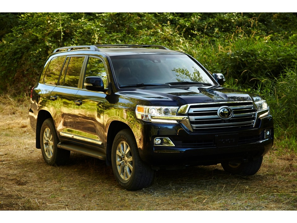 2020 toyota land cruiser is it a good car us news Toyota Land Cruiser Review