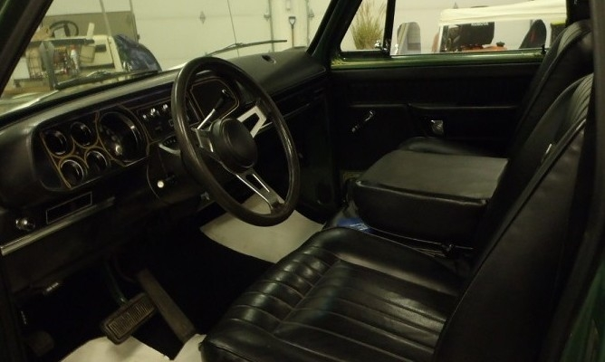 440 equipped 1978 dodge warlock Dodge Warlock Interior