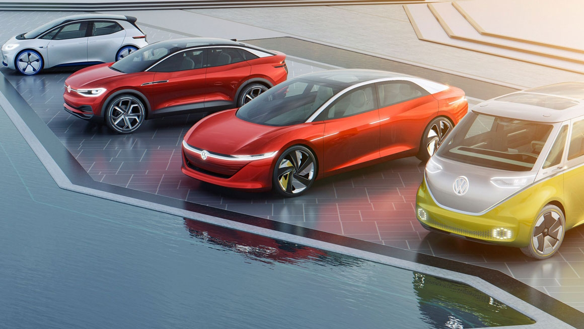 charge up the electric vehicle market is reaching its Volkswagen Electric Car