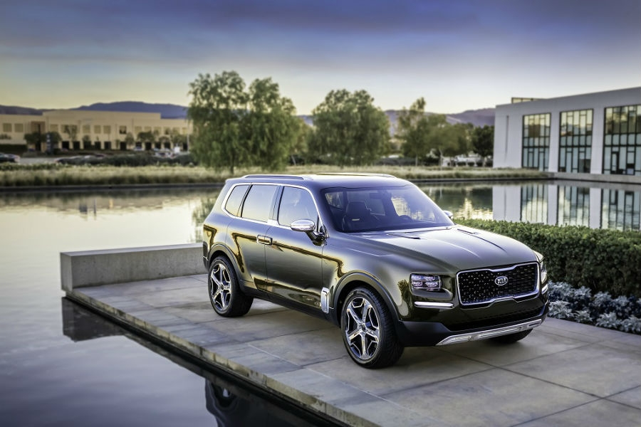 kia telluride release date and information friendly kia Kia Telluride Release Date