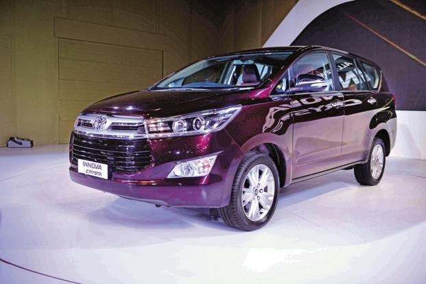 mahindra plans to launch toyota innova rival Toyota Qualis New Launch