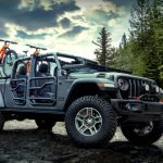 Mopar To Offer 200 Plus Products For All New 2020 Jeep Jeep Gladiator Mopar Lift Kit