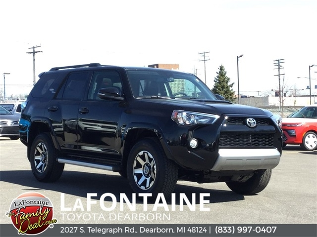 new 2019 toyota 4runner trd off road premium with navigation 4wd Toyota Off Road Premium