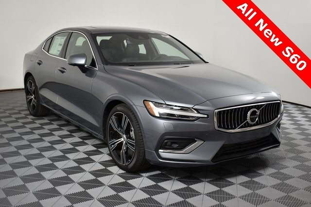 new 2019 volvo s60 t6 inscription with navigation awd 10 miles Volvo S60 T6 Inscription