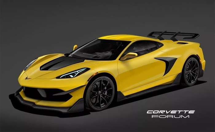 pics corvette forum renders the c8 corvette zorazr1 Chevrolet Corvette Zora Zr1